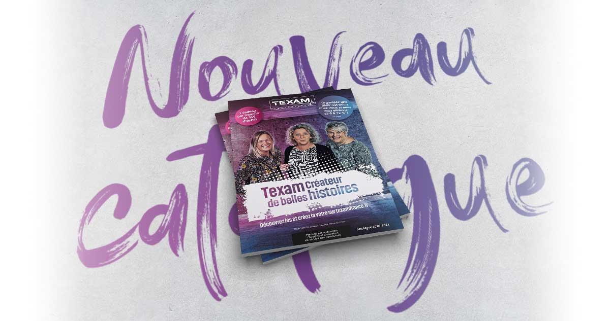 Catalogue 2020 2021 Texam France